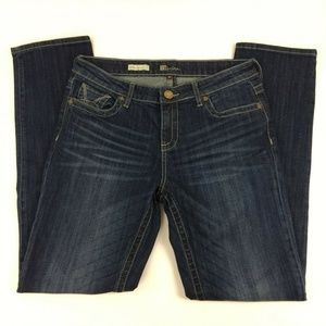 KUT from the Kloth Jeans Sz 8 Stevie Straight Leg